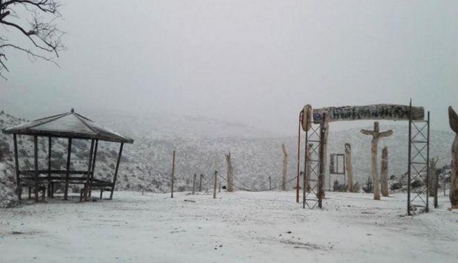 Καιρός: Πού θα χιονίσει σήμερα