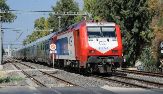 Ηλεκτροκινούμενο τρένο και στη γραμμή Παλαιοφάρσαλος – Καλαμπάκα