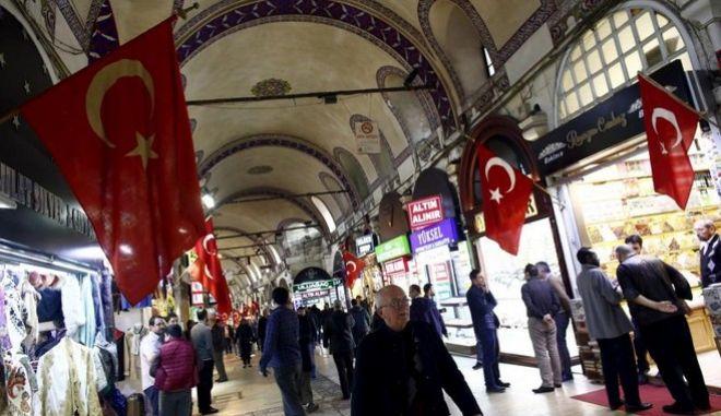 Καταρρέει ο τουρισμός στην Τουρκία. Πτώση 26% στις αφίξεις στην Κωνσταντινούπολη