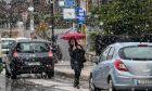 Χιονόπτωση στον Δήμο Διονύσου