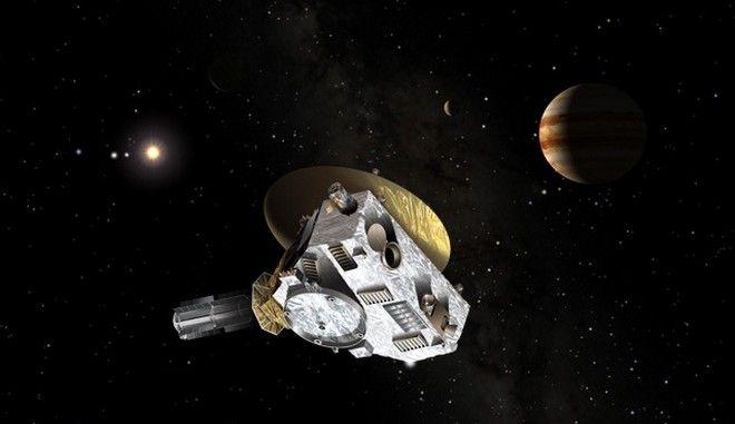 """Το """"New Horizons"""", ξύπνησε μετά από την 9χρονη ύπνωσή του καθώς πλησιάζει στον Πλούτωνα"""