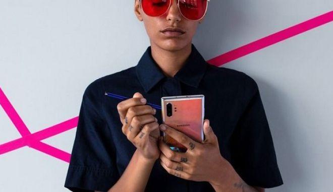 Samsung: Αυτά είναι τα Galaxy Note10, Νote10+ και Note10+ 5G