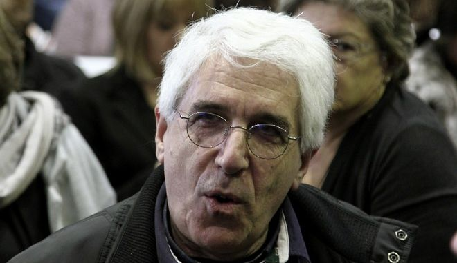 Ο Νίκος Παρασκευόπουλος