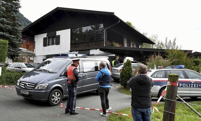 Το σπίτι όπου έγινε η δολοφονία