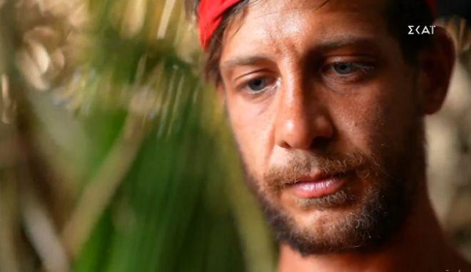 Ο Ηλίας Μπόγδανος του Survivor 4