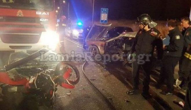Τραγωδία στη Λαμία: Σε τροχαίο είχε σκοτωθεί και ο πατέρας του 27χρονου θύματος