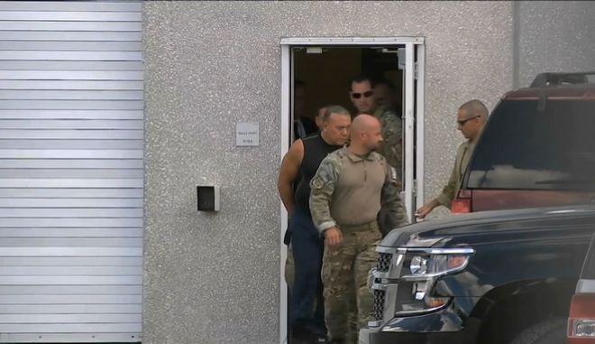 Ο 56χρονος Σίζαρ Σέιοκ φέρεται να ταχυδρόμησε τουλάχιστον 14 τρομοδέματα σε εξέχοντες πολιτικούς των ΗΠΑ