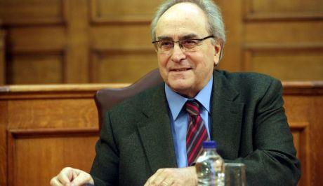 Τον Ν. Κωνσταντόπουλο για Πρόεδρο της Δημοκρατίας, προτείνει ο γραμματέας της ΝΔ!