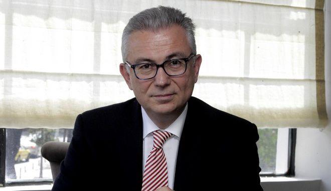 Ο Θ. Ρουσόπουλος