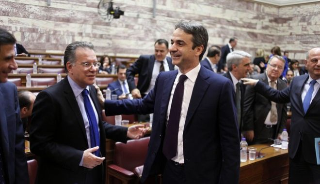 ΝΔ: Ακούμε την κριτική για την αποχώρηση μας από τη βουλή για τις offshore