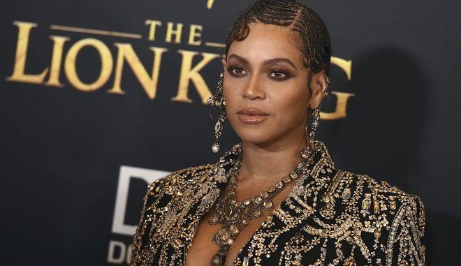 Η τραγουδίστρια Beyonce