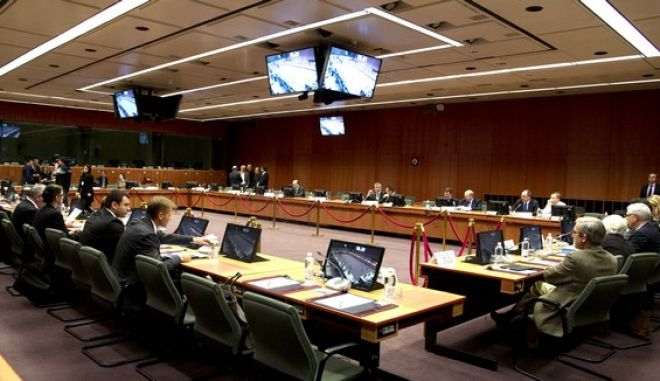 ΒΕΛΓΙΟ - ΣΥΝΕΔΡΙΑΣΗ ΤΟΥ EUROGROUP ΣΤΙΣ ΒΡΥΞΕΛΛΕΣ (EUROKINISSI/ΣΥΜΒΟΥΛΙΟ Ε.Ε.)