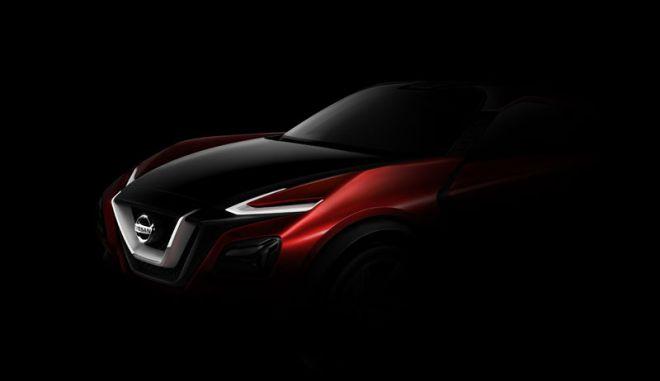 Με ένα νέο crossover η Nissan στην Φρανκφούρτη