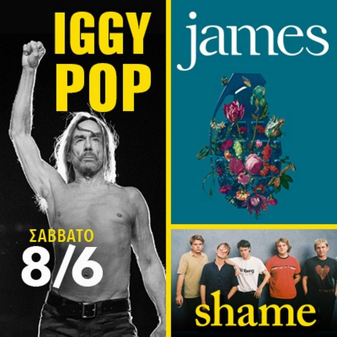 Iggy Pop: Αυτές είναι οι 10 καλύτερες διασκευές τραγουδιών του