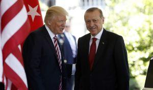 Διαψεύδει ο Λευκός Οίκος για την 'συγγνώμη' του Τραμπ στον Ερντογάν