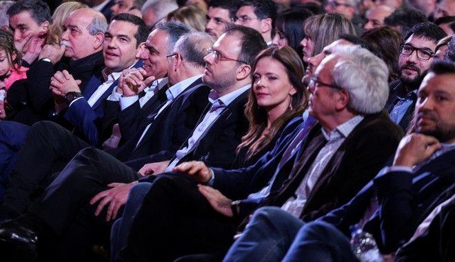 Ομιλία του Πρωθυπουργού Αλέξη Τσίπρα στη Γαλάτσι