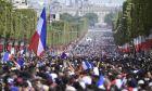 Γαλλία-Υποδοχή