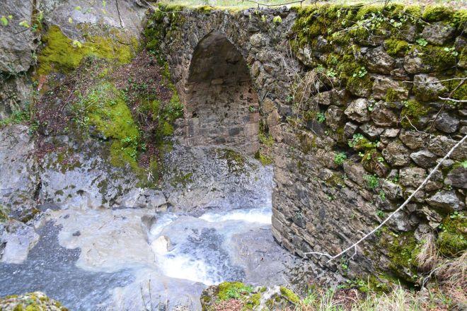 Αρκαδία: Ανακάλυψαν γεφύρι του 16ου αιώνα που αγνοούσαν την ύπαρξη του