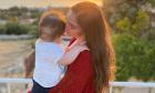 """Φωτεινή Αθερίδου: """"Είχαμε τρελές εναλλαγές στο αν θα κρατήσουμε το παιδί"""""""
