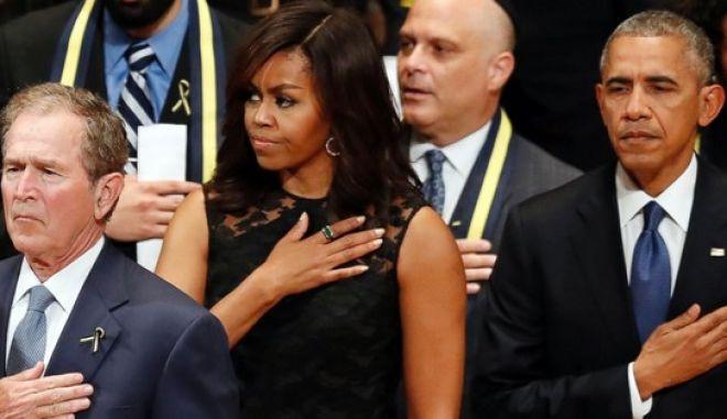 Έκκληση Ομπάμα για συμφιλίωση των Αμερικανών μετά το Ντάλας