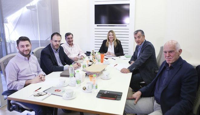 Πολιτικό Συμβούλιο του Κινήματος Αλλαγής