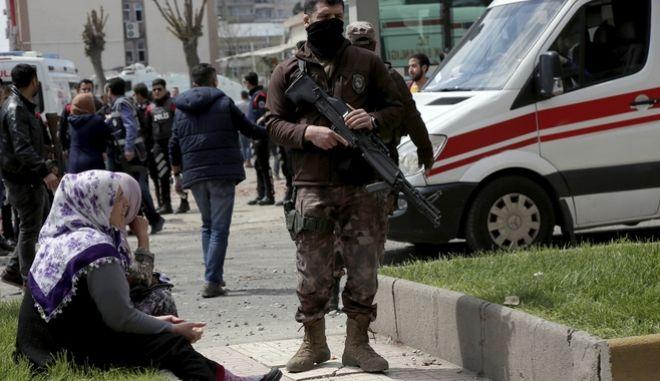 Τουρκία: Σκοτώθηκε φερόμενο μέλος του Ι.Κ. που σχεδίαζε επίθεση