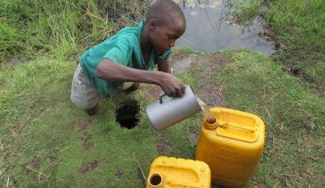 Zάμπια: Πεθαίνοντας από το νερό