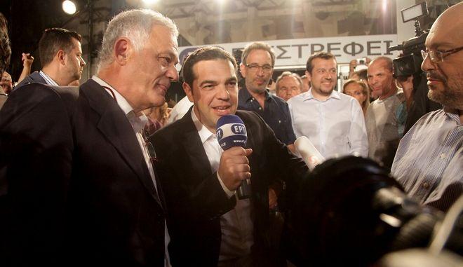 Αλέξης Τσίπρας: Η ΕΡΤ ανήκει στον ελληνικό λαό, είναι ταυτόσημη με την ιστορία της Ελλάδας