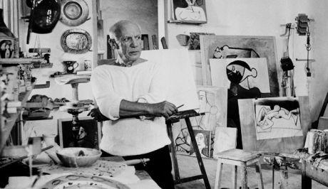 Ο Πάμπλο Πικάσο, 1953