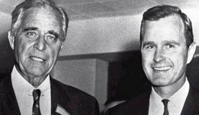 Μηχανή του Χρόνου: O παππούς του Τζορτζ Μπους χρηματοδοτούσε τον Χίτλερ και υποστήριζε τη γενετική καθαρότητα