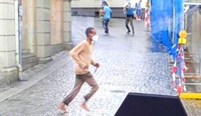 Γερμανία: Επίθεση με μαχαίρι στο Βίρτσμπουργκ - Τουλάχιστον 3 νεκροί