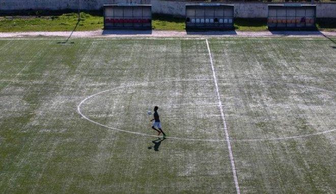 Cosmos FC: μια προσφυγική ομάδα γεμάτη νικητές