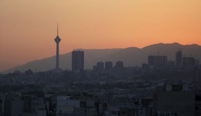 Άποψη της Τεχεράνης.