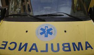 Χτυπήθηκε από ρεύμα στον σιδηροδρομικό σταθμό της Σίνδου