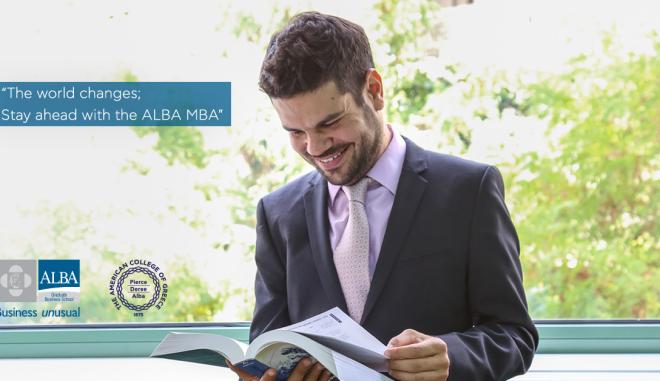Μπροστά από τις εξελίξεις: Η αναγκαιότητα για MBA σε έναν κόσμο που αλλάζει