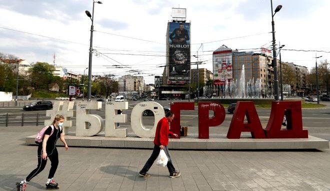 Πλάνο από το Βελιγράδι