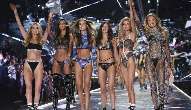 """""""Άγγελοι"""" της Victoria Secret"""
