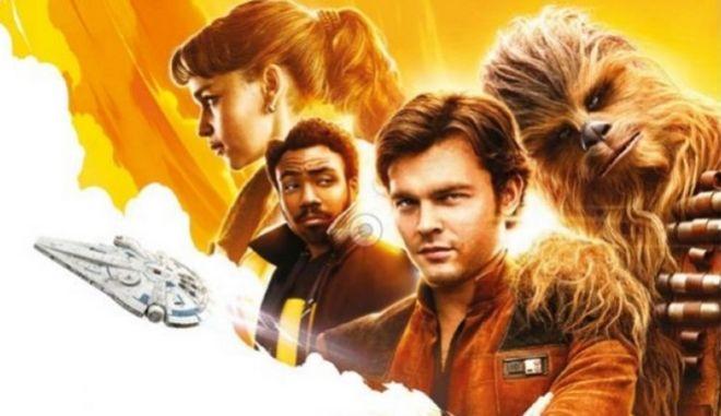 """Το νέο τρέιλερ του """"Solo: A Star Wars Story"""" είναι εδώ"""