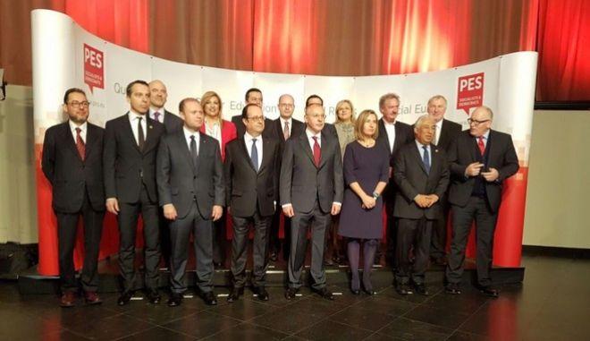 Φώφη Γεννηματά: Θέλουμε μια Λευκή Βίβλο για το μέλλον της Ευρώπης