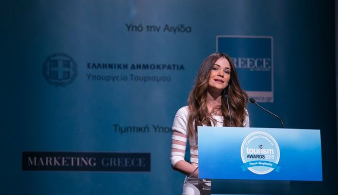 Tα 'διαμάντια' του ελληνικού τουρισμού αποκάλυψε η τελετή απονομής των Tourism Awards 2015