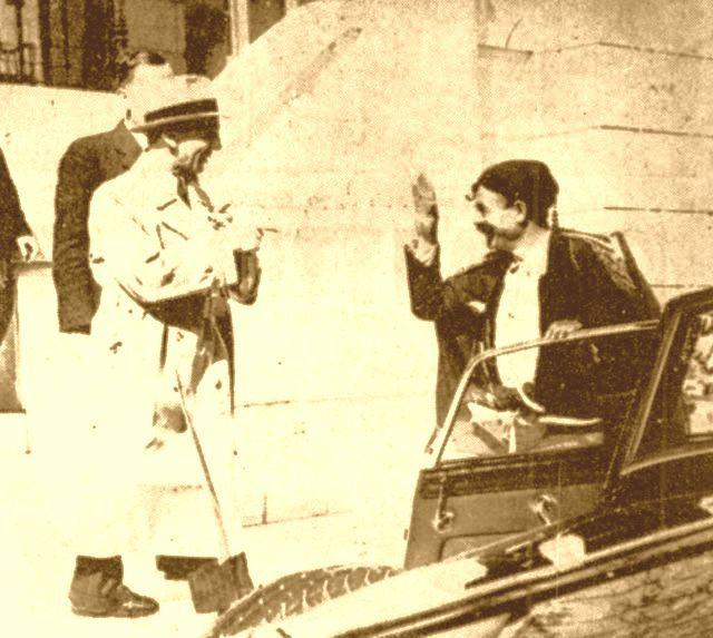 Μηχανή του Χρόνου: Όταν ο Γκέμπελς επισκέφθηκε στην Αθήνα