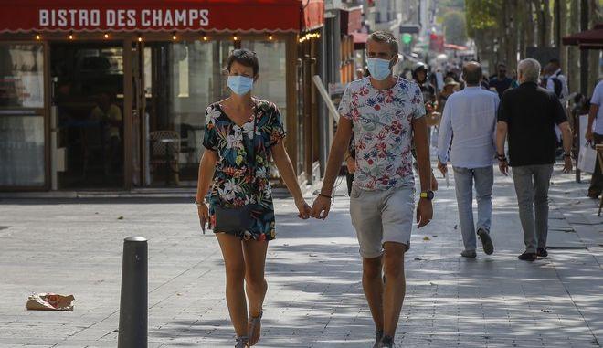 Άνθρωποι στο Παρίσι