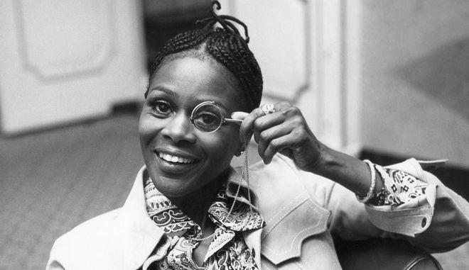 Η ηθοποιός Σίσιλι Τάισον το 1973