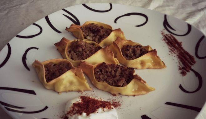 Μαντί - Τα ανατολίτικα μυρωδάτα ζυμαρικά
