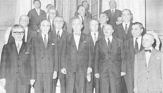 15 Ιουλίου 1965: Πενήντα χρόνια από την αποστασία