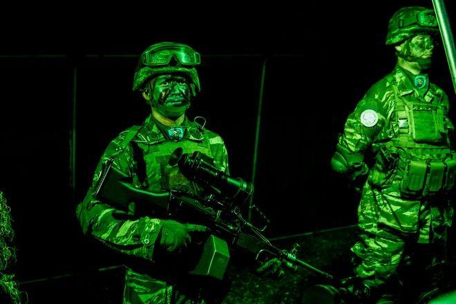 Τελική φάση της Τακτικής Άσκησης Μετά Στρατευμάτων (ΤΑΜΣ)