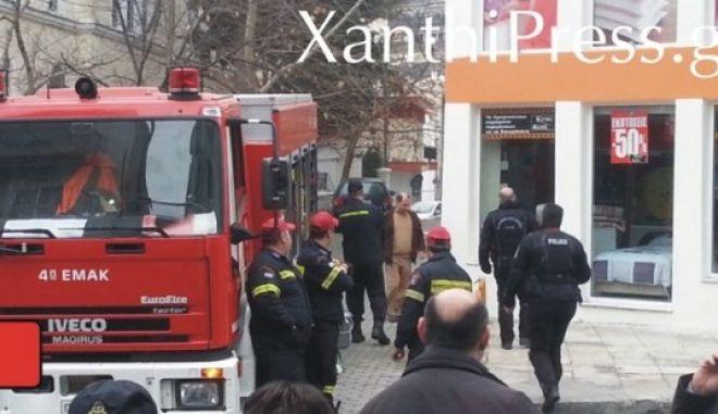 Ξάνθη:Χημικό ατύχημα με υδράργυρο στο κέντρο της πόλης