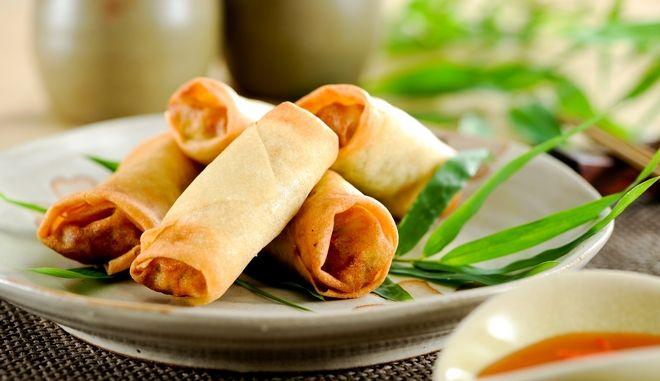 ΕΦΕΤ: Ανακαλεί φύλλα για spring rolls