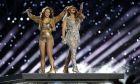 Shakira και Lopez