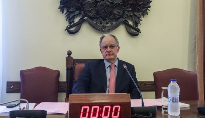 Διάσκεψη των Προέδρων της Βουλής την Πέμπτη 22 Αυγούστου 2019. (EUROKINISSI/ΓΙΩΡΓΟΣ ΚΟΝΤΑΡΙΝΗΣ)